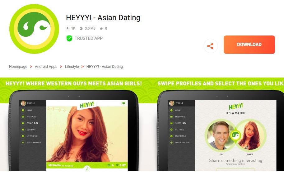 Heyyy app dating site