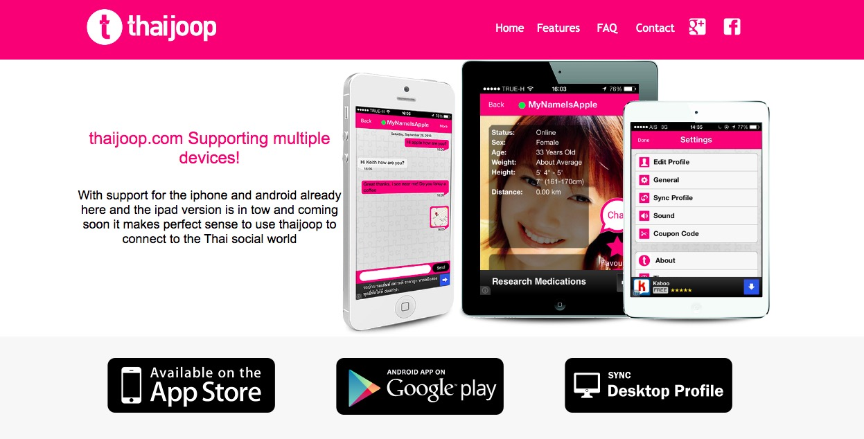 ThaiJoop app